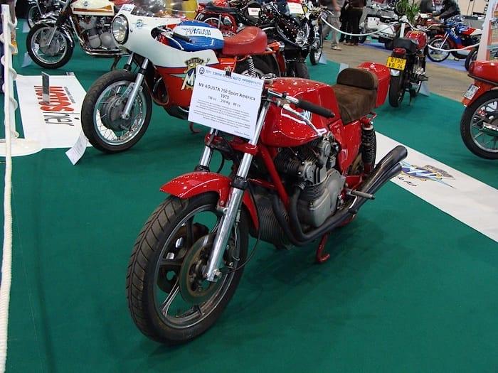 MV Agusta 750 Sport America