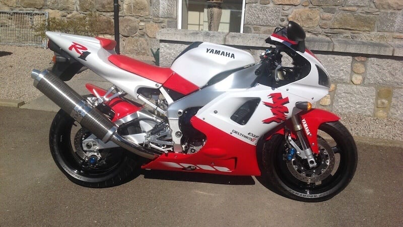1998 Yamaha R1 for sale for £13,250