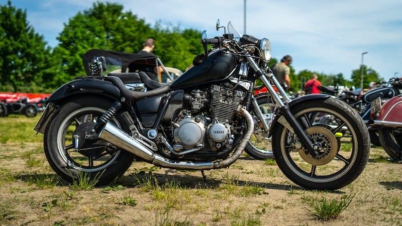 1997 Yamaha Dragstar 650