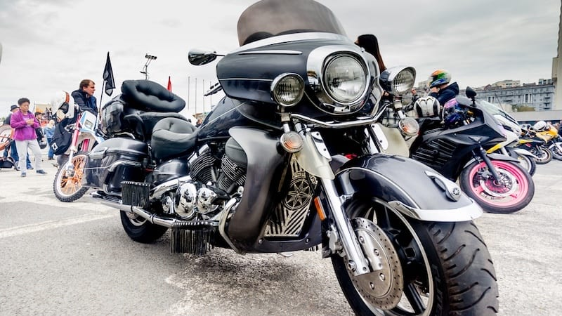 the Yamaha Royal Star offered another option to Indian motorcycles