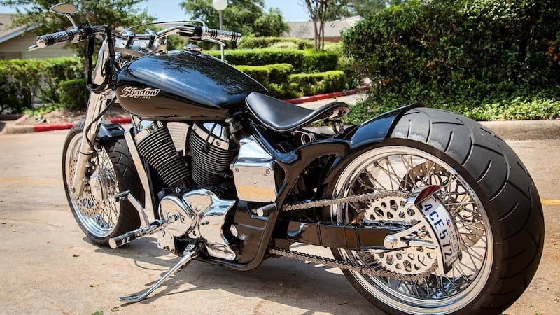 a motorcycle for women with riding experience looking to step up to something bigger