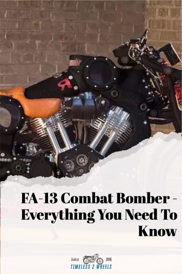 FA-13 Combat Bomber - Everything You Need To Know