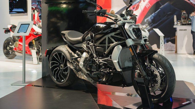 Ducati XDiavel unveiled in 2015