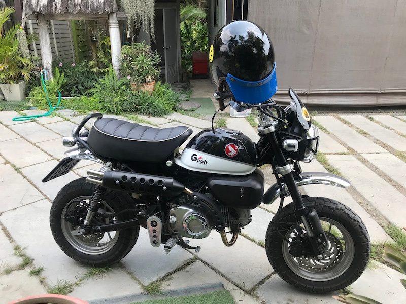 New Honda Monkey ABS