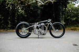 Hazan Motor Works are custom motorcycle builders who create stunning work