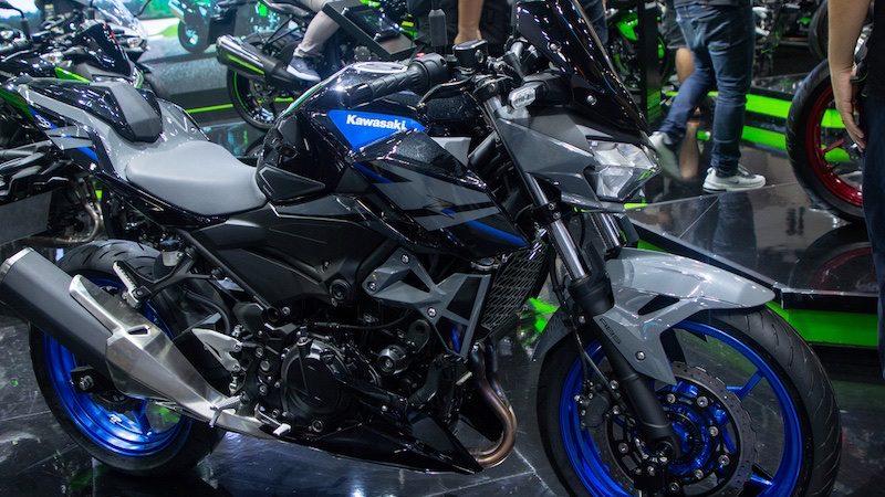 Kawasaki Z400 ABS