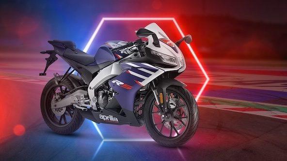 Aprilia RS125 are visually stunning 125cc motorcycles