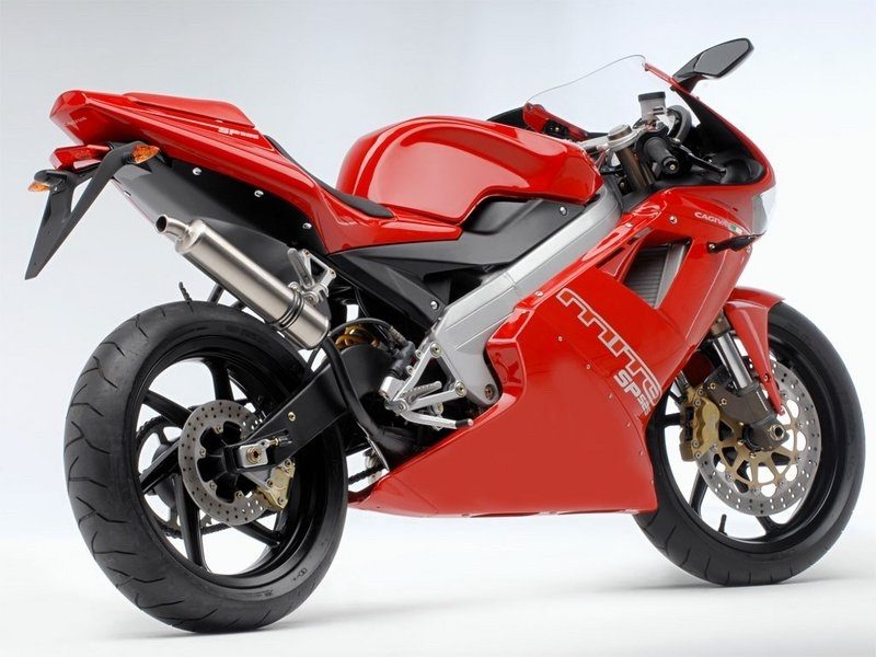 Cagiva Mito SP525 is one of the best 125cc motorbikes ever produced