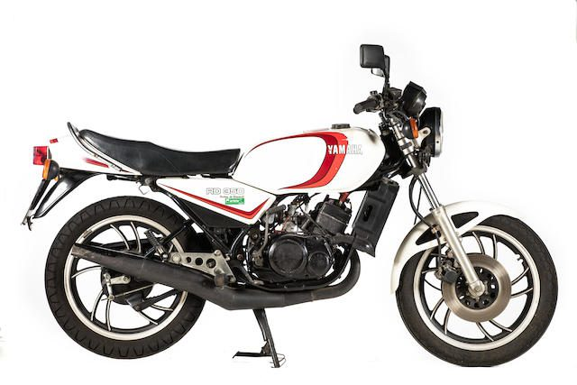 Yamaha RD350LC is considered one of the most influential 2 stroke motorcycles of the 1980's