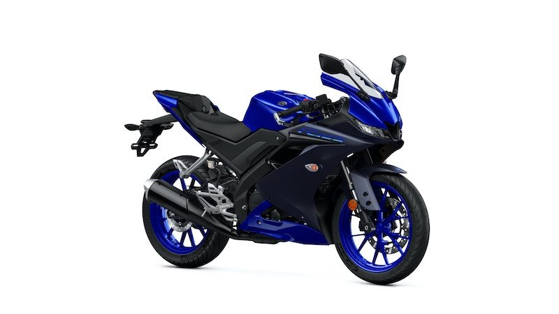 Yamaha YZF R125 targets young Valentino Rossi wannabes
