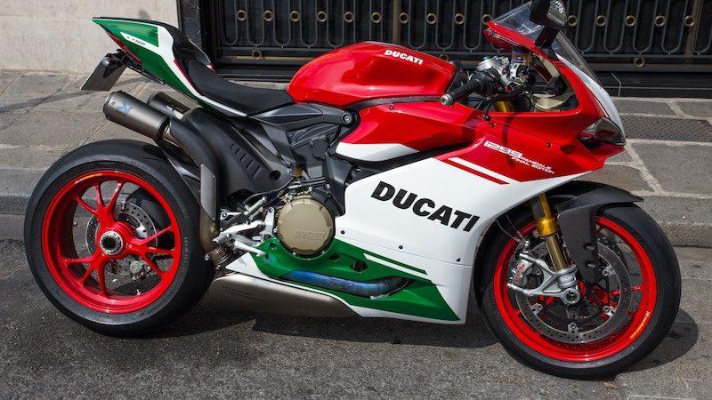 Ducati 1299 Panigale Final Edition